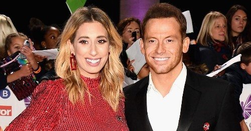 Stacey Solomon Has Given Birth And Partner Joe Swash Is 'In Awe'