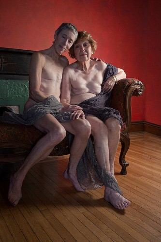 Nude Portrait Series Reveals The Beauty And Strength Of Breast Cancer Survivors