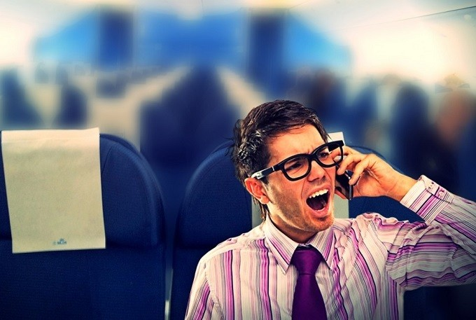 Why Has the FAA and FCC Been Lying to Us About Cell Phones on Planes?
