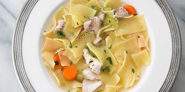 The Only Chicken Soup Recipe You'll Ever Need | HuffPost Life