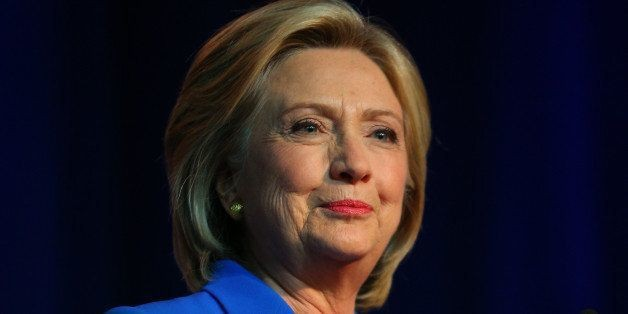 Go Ahead, Back Hillary Clinton and Forget All About Her Record
