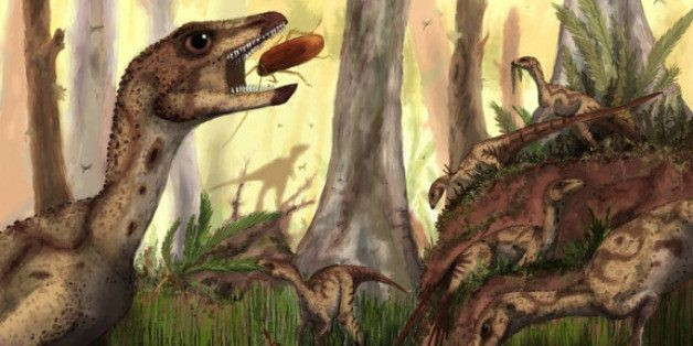 New Fox-Sized Dinosaur Unearthed In Venezuela