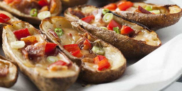 Potato Skin Recipes Just Keep Getting Better (PHOTOS) | HuffPost Life