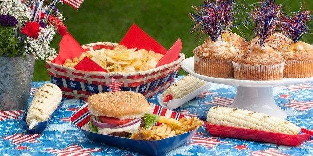 The Ultimate Fourth Of July Party Snacks