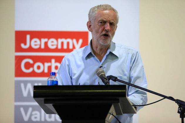 Jeremy Corbyn Train Spat With Richard Branson 'Shows The Establishment Is Petrified', Says Campaign Director Sam Tarry