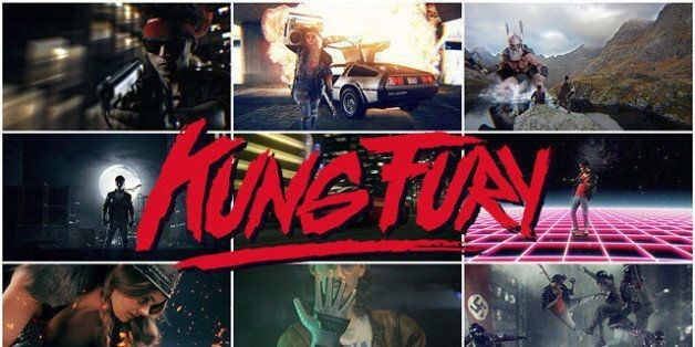 'Kung Fury' Is The Over-The-Top 80s Renegade Cop Movie We've Been Waiting For