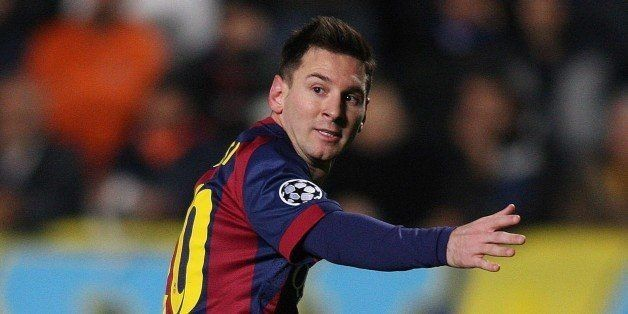 Lionel Messi Breaks All-Time Champions League Goal Record (But Might Not Hold It For Long)