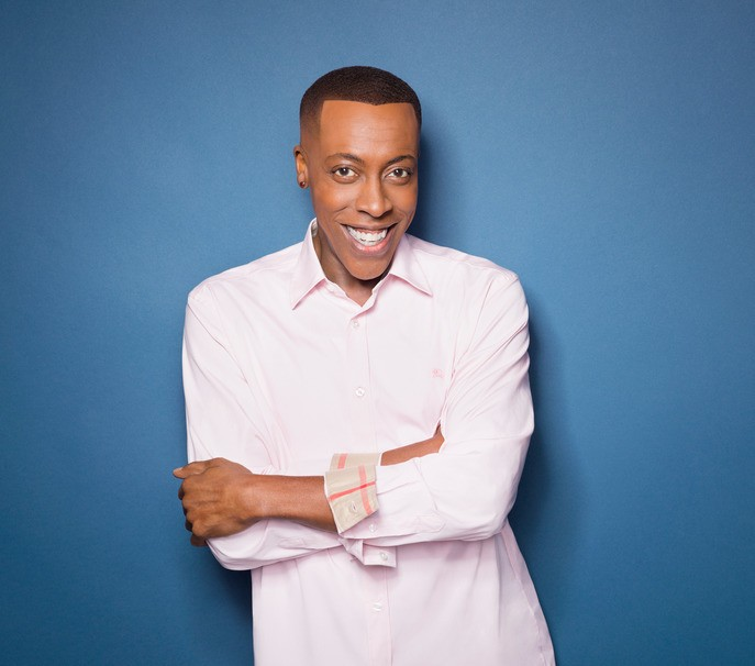 Arsenio Hall's Passion for Charity