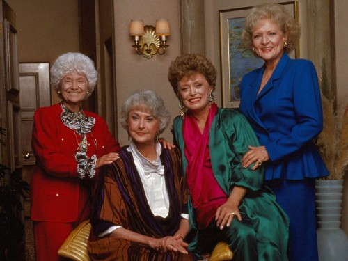 Golden Girls: Growing Old, Growing Up and Growing Asian American