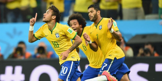 Neymar's First World Cup Goal Gets Brazil Level With Croatia (VIDEO)