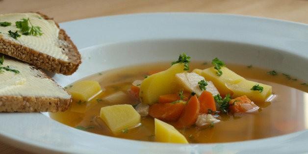 7 Ways You're Sabotaging Your Soup (PHOTOS) | HuffPost Life