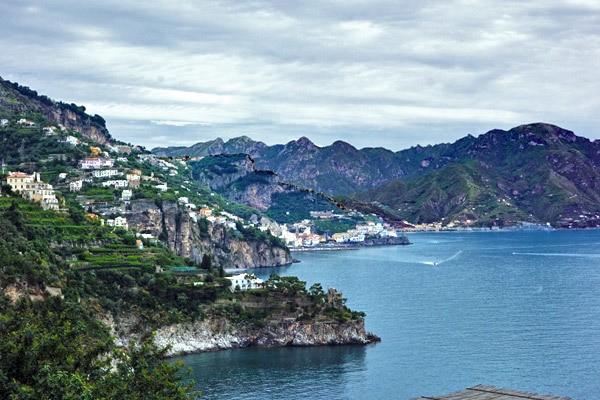 Italy's Dizzy Amalfi Coast