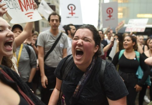 Women Let Out A Primal Scream Over Brett Kavanaugh. It Didn't Matter.