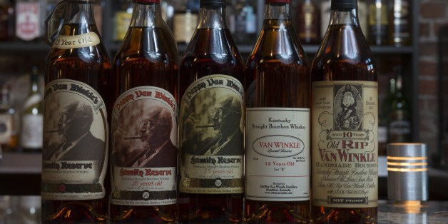 How An Obsession With Finding Pappy Van Winkle Took Over My Life | HuffPost Life