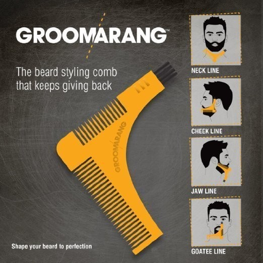 8 Bizarre Men's Grooming Gadgets That You Never Knew Existed