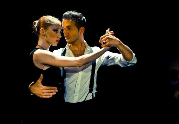 Buenos Aires, Brothels & Bandoneons: Behind the Spectacle at New York's First Tango House