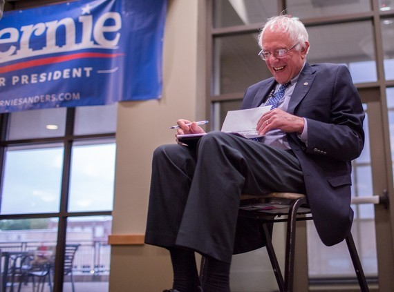 The 3 Reasons Bernie Sanders WILL be the Next President (That Have Nothing to do With Him)