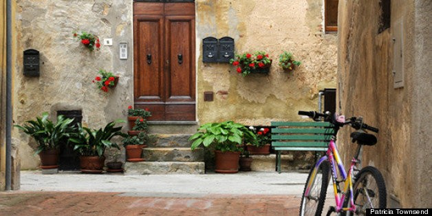 Under the Tuscan Sun: Reflections of a Broad Abroad | HuffPost Life