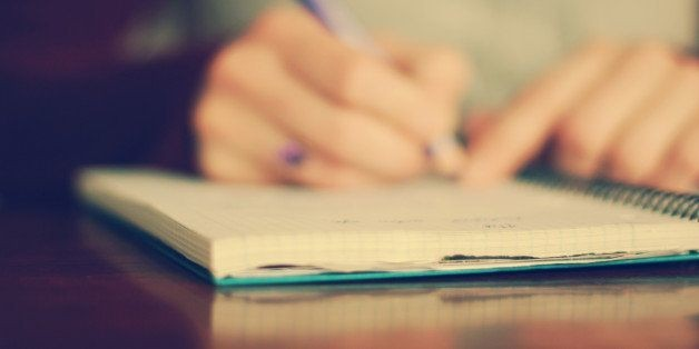 Find Your Writer's Voice in 2014