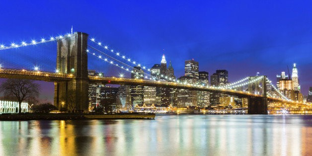 New York by Night: Top Late-Night Attractions | HuffPost Life