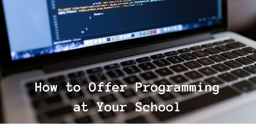 24 Websites to Offer Coding at School