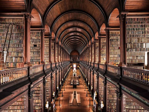 The Extinction of Libraries: Why the Predictions aren't Coming True