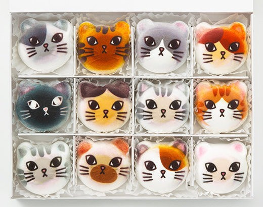 These Puffy Cat Marshmallows Are The Cutest Things You'll Ever Eat
