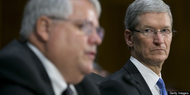 Apple: Bad Model for 'Tax Reform' -- California, New Tax Thinkers, Chart a Better Way