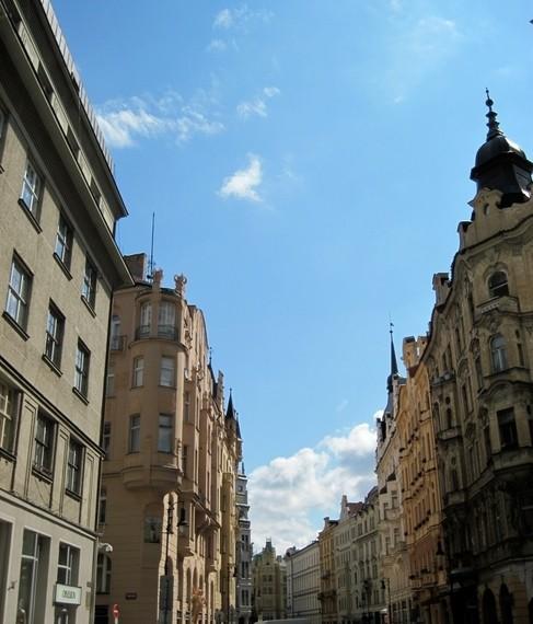 The Unbearable Lightness of Prague