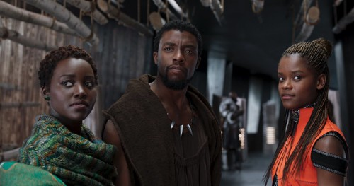 The 2019 Oscar Letdown: 'Black Panther' And 'A Star Is Born' Are Dark Horses Now