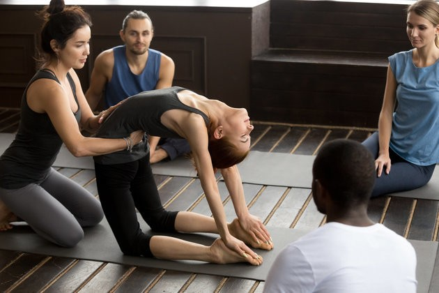 What My Yoga Teacher Taught Me About Improving My Life