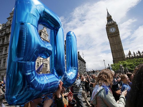 Brexit Doesn't Mean The End Of Globalization