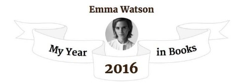 Let Emma Watson's Year In Books Inspire Your 2017 Reading List