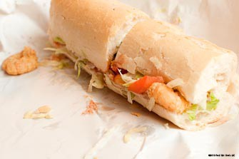 Find. Eat. Drink. Guide to the Best New Orleans Po'Boys