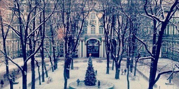 St. Petersburg, Russia Is A Winter Instagram Wonderland | HuffPost Life
