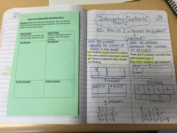 What's Working: Getting Teachers More Common Core Aligned Materials