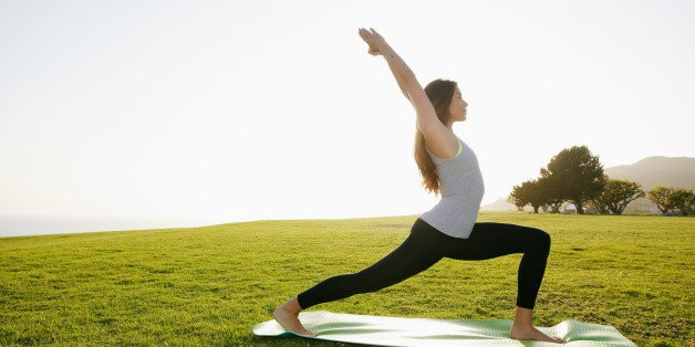 10 Ways Yoga Can Help Your Marriage | HuffPost Life