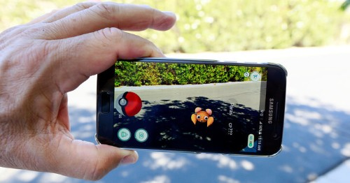 Border Patrol Agents Detain 2 'Pokemon Go' Players