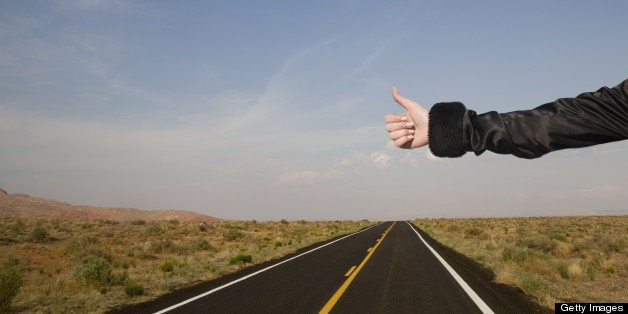 Mindfulness in Your 20s: Lessons I Learned From a Hitchhiker | HuffPost Life
