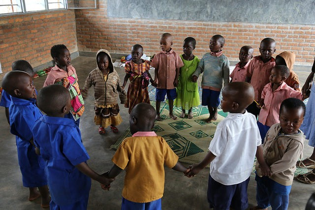 The transformative power of early childhood development