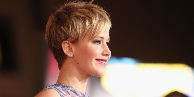 Jennifer Lawrence: It's Hard To Feel Confident Showing Off Your Thighs