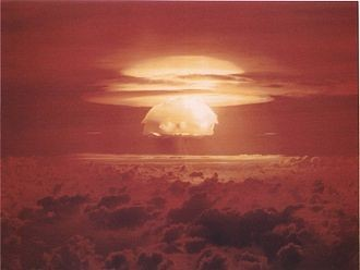 A Nuclear Weapon Is Detonated Nearby... What Are Passenger Planes Supposed To Do?