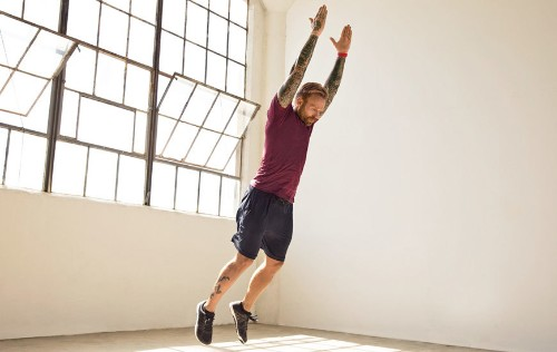 This Is Bob Harper's 5-Minute Fat-Burning Workout