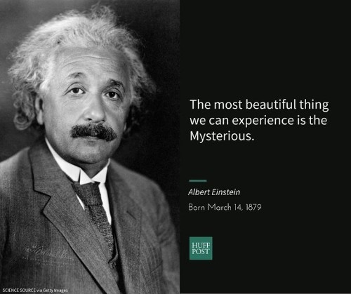Albert Einstein On The Spirituality That Comes From Scientific Inquiry