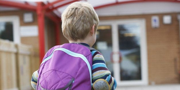 To My Child at the End of Kindergarten