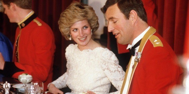 Princess Diana's Chef, Darren McGrady, Dishes On Her Eating Habits & How She Duped Oprah