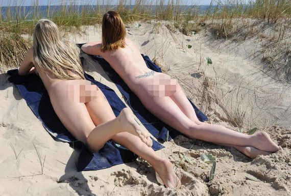 8 Of The Best Nude Beaches In Europe