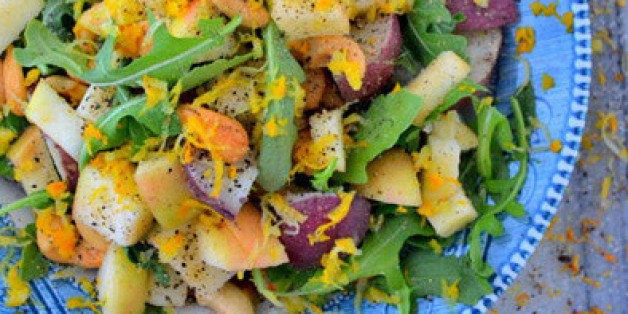 How to Build the Perfect 'Healthy' Salad | HuffPost Life