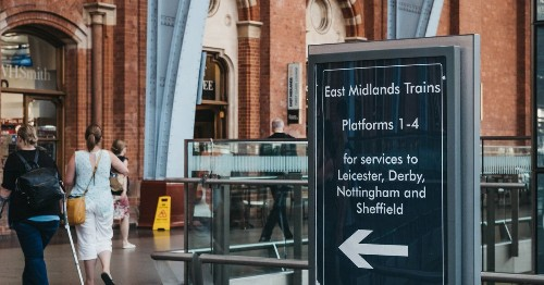 East Midlands Trains Warns People Not To Travel To Or From London Today