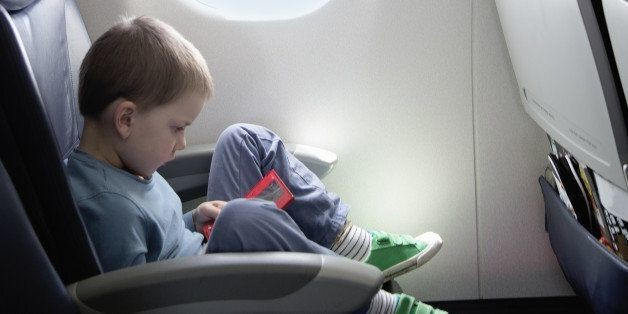 3-Year-Old Allegedly Forced to Urinate in Seat on Plane: A Flight Attendant's Perspective | HuffPost Life